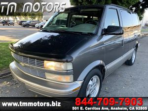 2003 Chevrolet Astro Van for Sale in Anaheim, CA