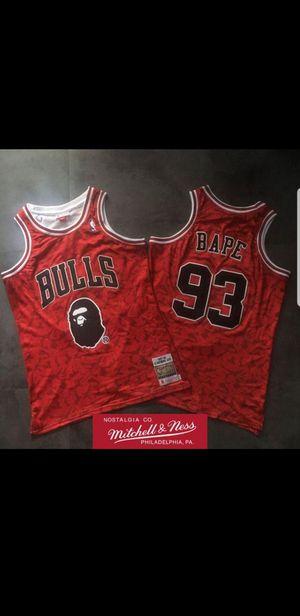 Bape X Bulls for Sale in Atlanta, GA