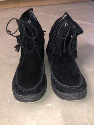 UGG Shenendoah Fringe Ankle Boot for Sale in West Covina, CA