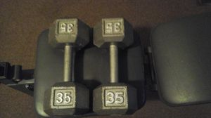 Dumbbells for Sale in Warren, MI