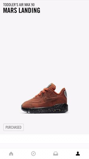 Nike Air Max 90 QS Baby/Toddler Shoe for Sale in Ashburn, VA