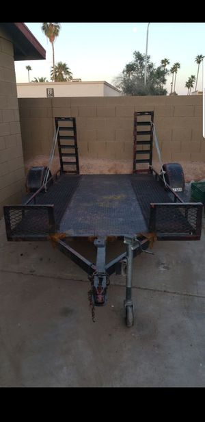 Special Trailer 12x8 Clean title & plate ((DON'T WASTE YOUR TIME LOWER BUYERS!)) for Sale in Phoenix, AZ