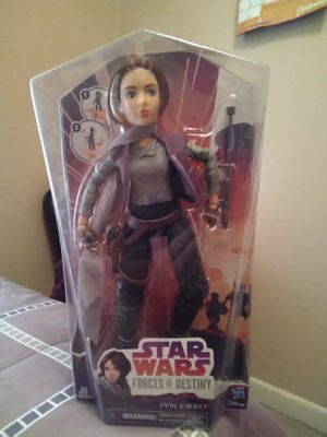 Jyn Erso. Star Wars action figure. for Sale in Converse, TX