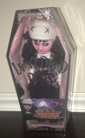 New Living Dead Doll Little Bo Creep Firm $40 for Sale in Port St. Lucie, FL