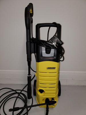Karcher K3 electric pressure washer 1900psi german quality! Great! for Sale in Secaucus, NJ