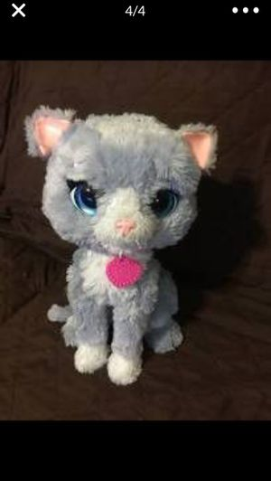 FurReal Friends Bootsie cat for Sale in Goodyear, AZ