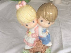 "8"" tall Precious Moments bank for Sale in Easley, SC"