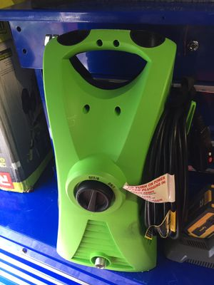 Electric pressure washer for Sale in Boiling Springs, SC
