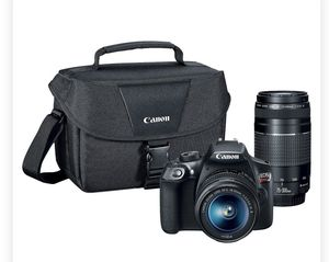 Canon Camera, extra lense, two SD cards and case for Sale in Phoenix, AZ