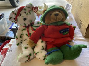 Christmas Teddy Bear Stuffed Animals for Sale in Henderson, NV