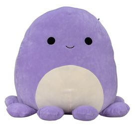 """Squishmallow Official Kellytoy Plush 16"""" Violet The Octopus for Sale in Milpitas,  CA"""