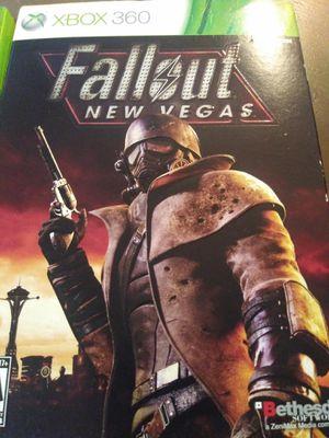 Fallout Las Vegas XBOX 360 for Sale in Lakeland, FL