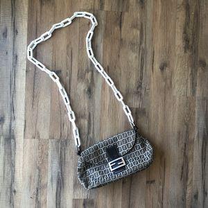 Fendi bag with chain strap for Sale in Tacoma, WA