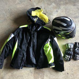 beginner motorcycle rider starter pack for Sale in Rockville, MD