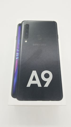 Samsung Galaxy A9 128gb New & Unlock for Sale in Doral, FL