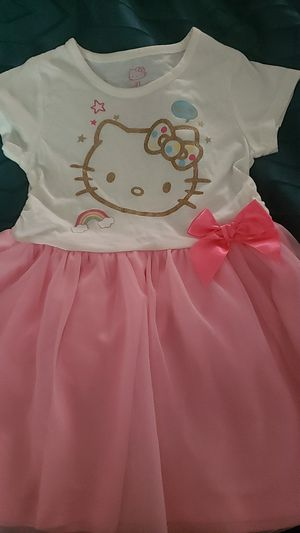 Hello kitty dress 3t for Sale in Douglasville, GA