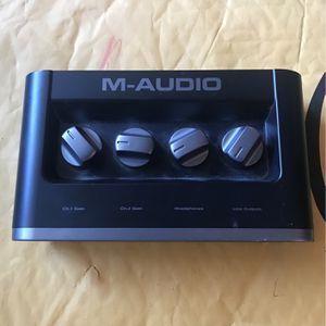 M-Audio Mobile Pre for Sale in Chula Vista, CA