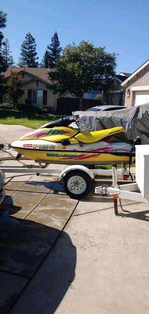 Jet ski for Sale in Fresno, CA