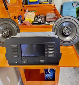 Motorcycle parts, stereo base model for Sale in Henderson, NV