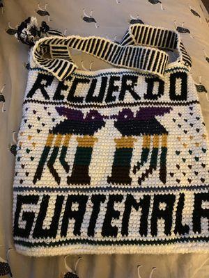 Guatemalan Bag for Sale in Huntington Park, CA