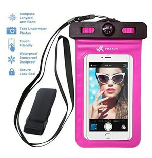 Universal Waterproof Case with Armband for Sale in HALNDLE BCH, FL