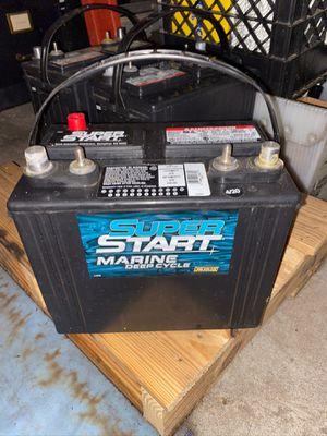 Marine Battery...NIB....12 Volt. $60.00 each (3) for Sale in O'Fallon, IL