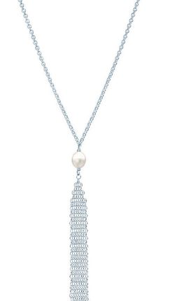 Tiffany & Co Mesh Tassel Pendant for Sale in Hanover,  MD