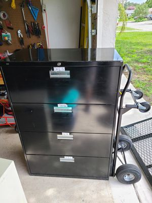 HON 4 drawer Filing cabinet for Sale in NEW PRT RCHY, FL