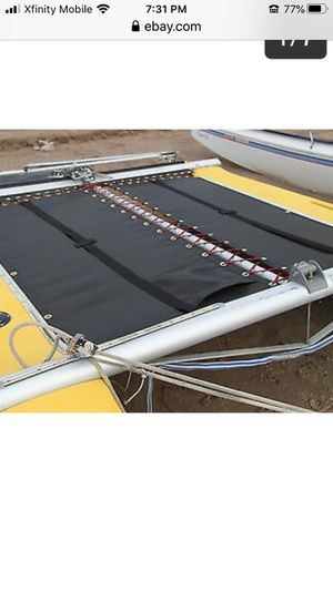 """Sol Cat 18 Trampoline New 82"""" Long 32"""" Wide Each Selling As A Pair. for Sale in Fort Lauderdale, FL"""