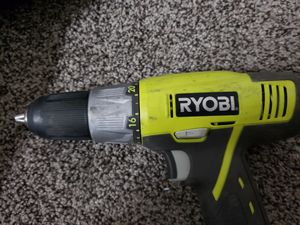 Royobi. P271 18v. Cordless drill for Sale in Corona, CA