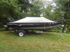 Crest liner boat for Sale in Chillicothe, OH