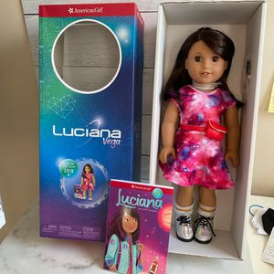 American Girl Luciana Doll Earrings for Sale in Elmwood Park, IL
