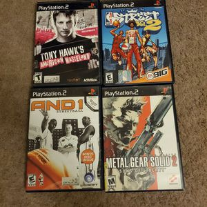 PS2 Games for Sale in Sun City, AZ
