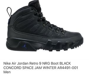 Air Jordan 9 Retro Boot NRG for Sale in Chicago, IL