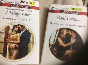 Harlequin romance paperbacks for Sale in Milton, FL