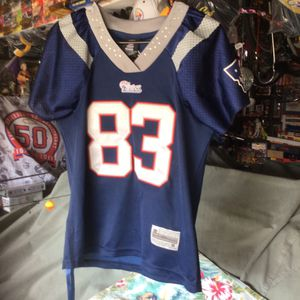 Patriots Women's Jersey Size L for Sale in Corona, CA