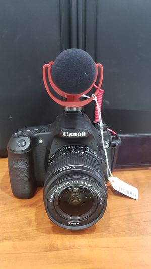 Canon d60 for Sale in Port St. Lucie, FL