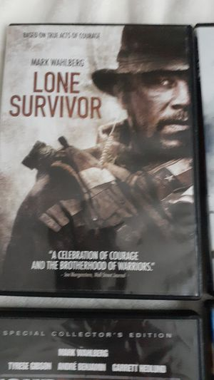 Mark Wahlberg movies (best offer) for Sale in Indianapolis, IN