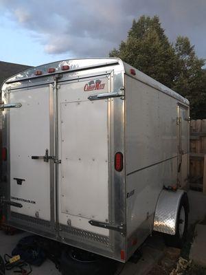 2013 enclosed trailer for Sale in Aurora, CO