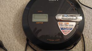 Portable Sony Walkman MP3 & Waist Pack for Sale in Columbia, MO