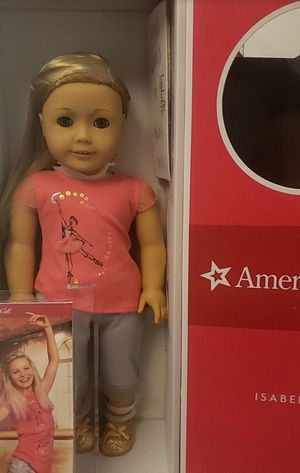 💕 American girl doll Isabelle for Sale in Reading, PA