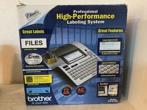 Brother P-Touch PT-2700 Thermal Printer for Sale in Beaverton, OR