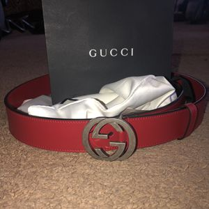 Gucci Belt for Sale in Hesperia, CA