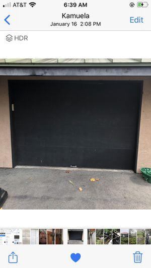 Garage door for Sale in Waimea, HI
