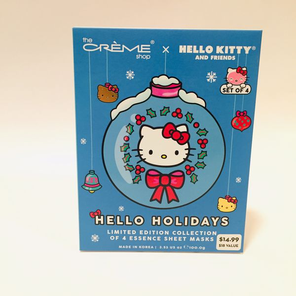 Christmas Hello Kitty Winter Beauty Kits NWT