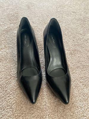 Calvin Klein black women's heels for Sale in Oak Park, MI