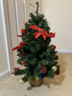 2 Ft Christmas Tree for Sale in Franconia, VA