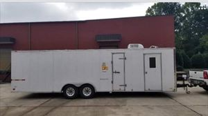2003 28' Enclosed Trailer with living quarters for Sale in Charlotte, NC