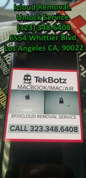Iphone Samsung Carrier🔓iCloud iPad MacBook iWatch for Sale in Los Angeles, CA