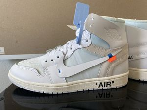 Air Jordan 1 off white for Sale in Orlando, FL
